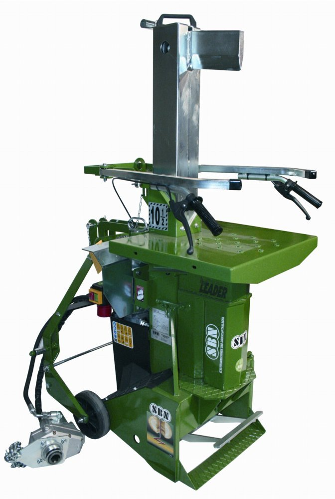 Holzspalter:                     SBN - Hydraulikspalter HSEZ 10,5