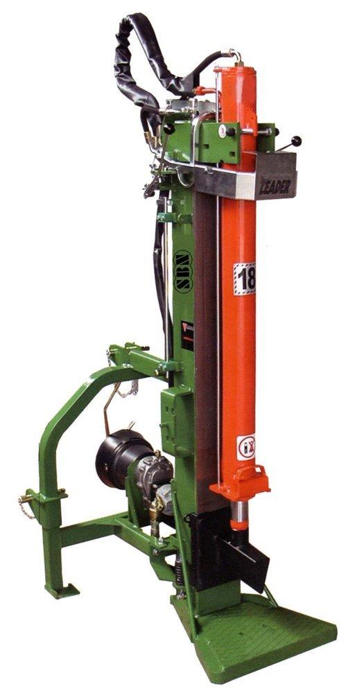 Holzspalter:                     SBN - Hydraulikspalter HS 18