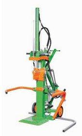 Holzspalter: Posch - SplitMaster 30 TURBO auf Längsfahrwerk E7,5 D