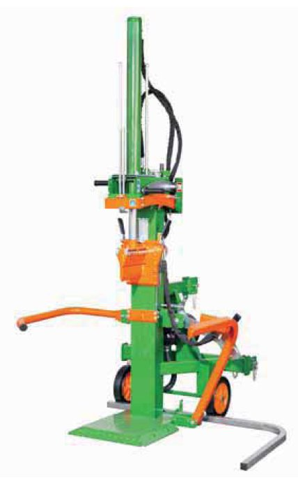Holzspalter:                     Posch - HydroCombi 13 E5,5-V2