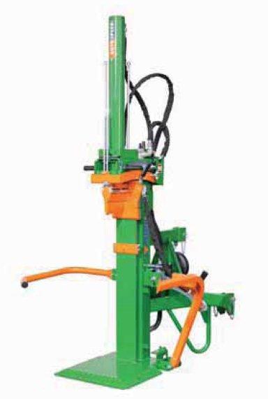 Holzspalter:                     Posch - HydroCombi 16 E5,5D-R