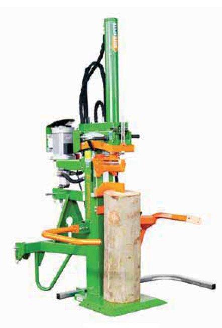 Holzspalter:                     Posch - HydroCombi 18 PS-R
