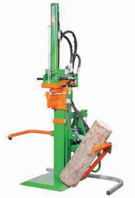 Holzspalter:                     Posch - HydroCombi 20 PZG-R