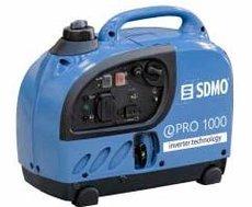 Stromerzeuger: SDMO - VX 200/4 H