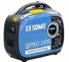 Stromerzeuger: SDMO - R7,5 T