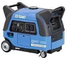 Stromerzeuger: SDMO - Weldarc 300 TE XL C
