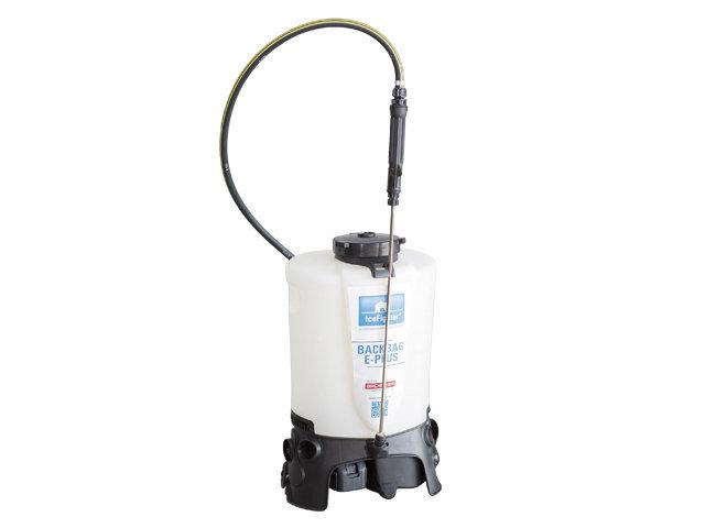 Winterdienst:                     Eco - IceFighter BackBag elektrisch