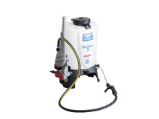 Winterdienst: Eco - IceFighter Backbag manuell