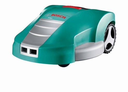 Mähroboter:                     Bosch - Indego