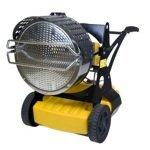 Gebrauchte  Elektroheizlüfter: Master - Infrarot-Heizgerät XL 9 (gebraucht)