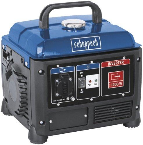 Stromerzeuger:                     Scheppach - Inverter SG1200