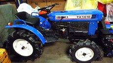 Gebrauchte Kompakttraktoren: Iseki - Iseki Allradschlepper TX 1410  (gebraucht)