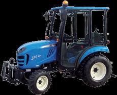 Allradtraktoren: LS Tractor - J23 Snowline