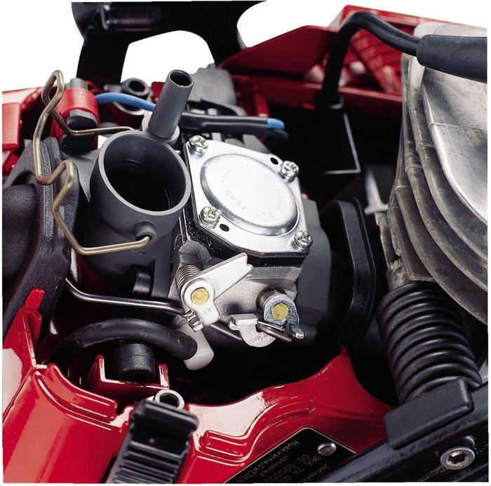 CLEAN POWER™ Die Clean Power™ Motortechnologie reduziert die gesundheitsschädlichen Abgase um bis zu 75% und verringert den Treibstoffverbrauch um bis zu 20%.