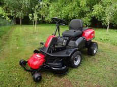 """Angebote  Frontmäher: Husqvarna - Rider R 213C """"AGRASSIC"""" Testmaschine mit ca. 1,5 Betr. Std. (gebraucht, Aktionsangebot!)"""