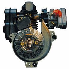 STIHL 4-MIX®-Motor  Kombiniert die Vorteile aus 2-Takt- und 4-Takt-Motor. Weniger Abgase, kein Ölservice nötig, angenehmes Klangbild. Excellente Durchzugskraft und hohes Drehmoment. (Abb. ähnlich)