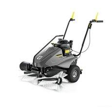 Kehrmaschinen: Agria - 7100 Cleanstar compact (feine Borsten, Preis ohne Triebräder)