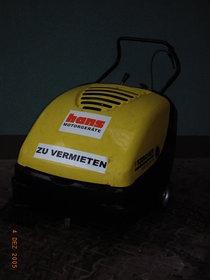 Kehrmaschinen: Kärcher - KM 85/50 W P Adv