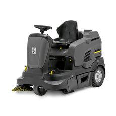 Kehrmaschinen: Agria - 7100 Cleanstar premium (grobe Borsten, Preis ohne Triebräder)