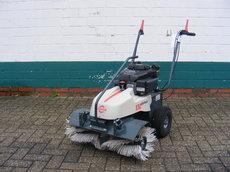 Kehrmaschinen: Tielbürger - tk58 professional (Honda GXV160)