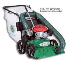 Laubsauger: Trilo - Saugwagen SG200