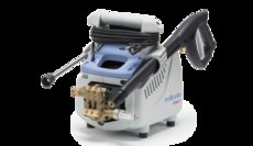 Kaltwasser-Hochdruckreiniger: Kränzle - B 240 T mit Turbokiller, Fahrgestell, Schlauchtrommel, Drehzahlregulierung