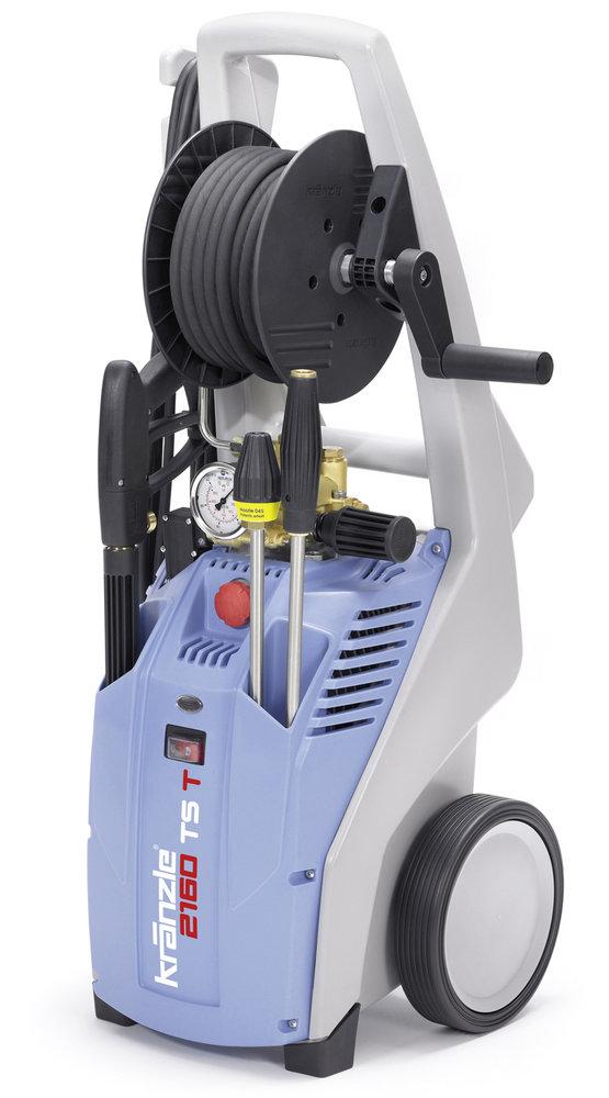 Kaltwasser-Hochdruckreiniger:                     Kränzle - K 2160 TS T mit Schmutzkiller