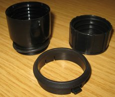 Ersatzteile: Kärcher - Kärcher 2.638-137.0  26381370  ABS Schlauchkupplung,