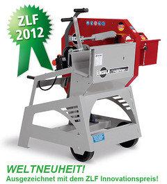 Ausgezeichnet mit der Innovationsmedaille auf dem Zentrallandwirtschaftlichen Fest (ZLF) in München