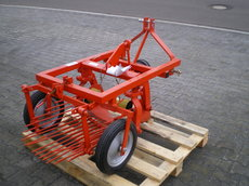 Angebote  Bodenbearbeitungstechnik: VERT - Kartoffelrodemaschine mit Zapfwelle (gebraucht, Schnäppchen!)