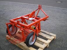 Gebrauchte Bodenbearbeitungstechnik: VERT - Kartoffelrodemaschine mit Zapfwelle (gebraucht)