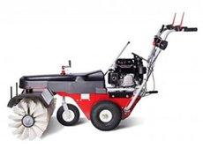 Kehrmaschinen: 4F - Limpar 82 Vario Honda GXV 160 OHV