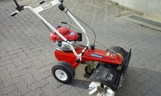 Kehrmaschinen: Tielbürger - tk17 (Honda GCV160)