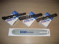 Zubehör: Carlton - Ketten und Schienenpaket 30 cm