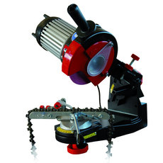 Kettenschärfgeräte:                         GREENBASE - Kettenschärfgerät Speed Sharp Automatic / 10542