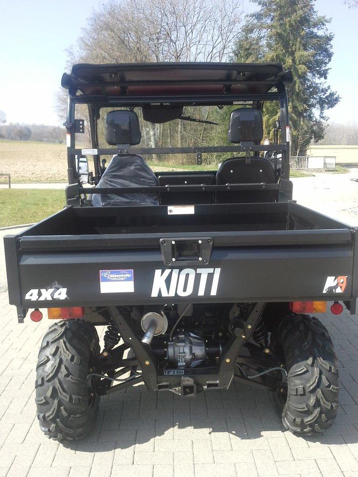 Kioti K9