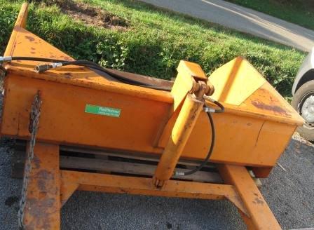 Gebrauchte                                          Zubehör:                     Bauer - Kippmulde BSE-H150 8418 (gebraucht)