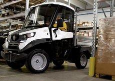 Elektrofahrzeuge: Alke - Kleintransporter mit Elektroantrieb ATX310E