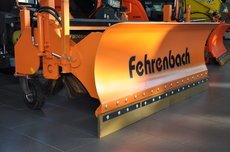 Gebrauchte  Kehrmaschinen: Fehrenbach - Kombikehrmaschine Vorführmaschine (gebraucht)