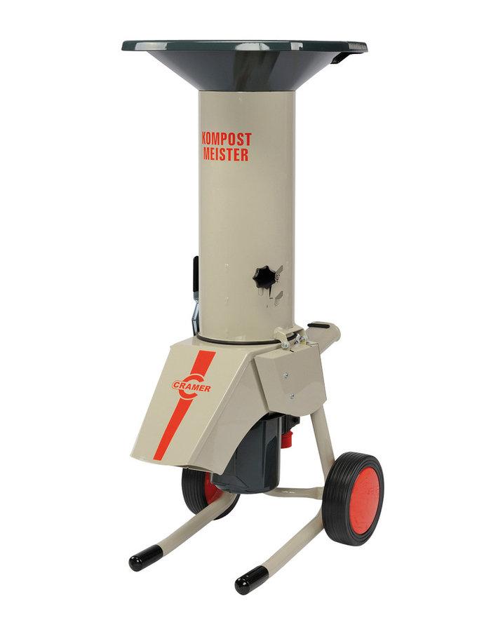 Gartenhäcksler:                     Cramer - Kompostmeister Silent 2400