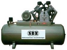Druckluftkompressoren: SBN - Kompressor 950/11/2/250 D