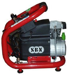 Druckluftkompressoren: SBN - Kompressor 160/15/1/3 W