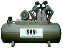 Druckluftkompressoren:                     SBN - Kompressor 2350/16/4/500 D