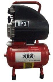 Druckluftkompressoren: SBN - Kompressor 250/8/1/10 W