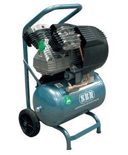 Druckluftkompressoren:                     SBN - Kompressor 340/10/2/25 W
