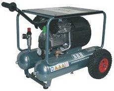 Druckluftkompressoren: SBN - Kompressor 340/10/2/2x10 W