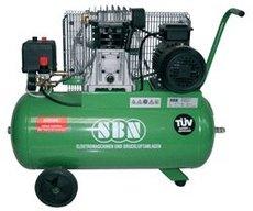 Druckluftkompressoren: SBN - Kompressor 350/10/2/50 D