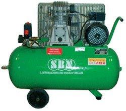 Druckluftkompressoren:                     SBN - Kompressor 350/10/2/50 W