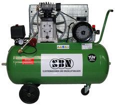 Druckluftkompressoren: SBN - Kompressor 500/10/2/100 D