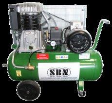 Druckluftkompressoren: SBN - Kompressor 700/15/2/50 D